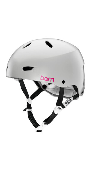 Bern Brighton EPS Helm Thin Shell matt-grau